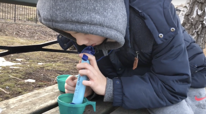 Test: Lifestraw personal