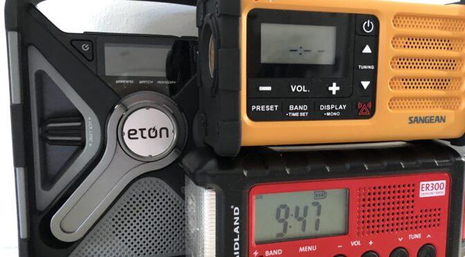 Stort test av Nödradio – Del 2