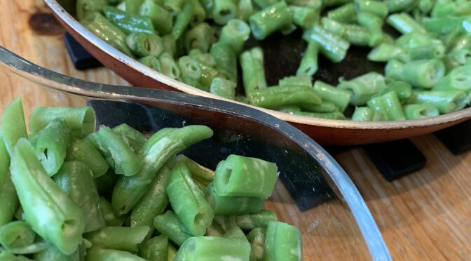 Recension: Fuel Your Preparation Sliced Green Beans