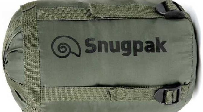 Recension: SnugPak Antarctic Mat