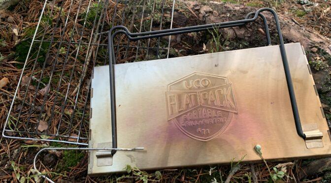 Recension: Uco Flatpack Grill & Firepit