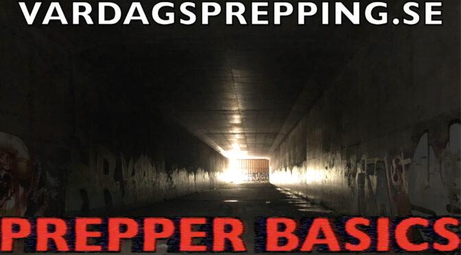 Prepper Basics